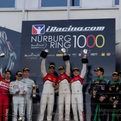 Laurens Vanthoor gewinnt den Titel in der Blancpain Endurance Series