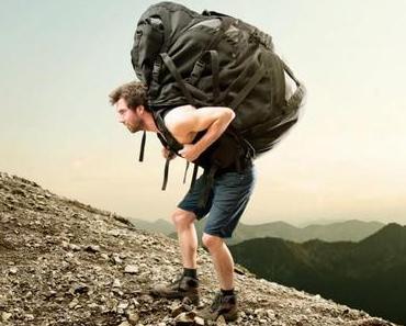 Die Kunst, seinen Rucksack richtig zu packen!
