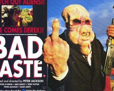 Review: BAD TASTE, MEET THE FEEBLES, BRAINDEAD - Die Frühwerke des Peter Jackson