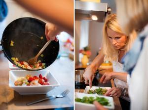 Madame Cuisine zu Gast bei Sonja Kiefer