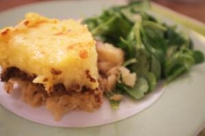 Sauerkraut-Kartoffelstampf