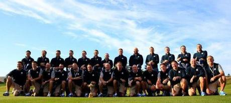 Ryder Cup 2014 Team Europe
