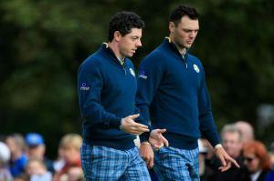 Ryder Cup 2014 Martin Kaymer mit Rory