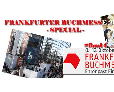 Frankfurter Buchmesse 2014 // Programmübersicht vom 10. Oktober 2014