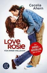 Rezension: Love, Rosie- Für immer vielleicht von Cecelia Ahern