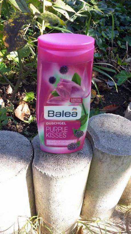 Review Balea LE Purple Kisses Duschgel