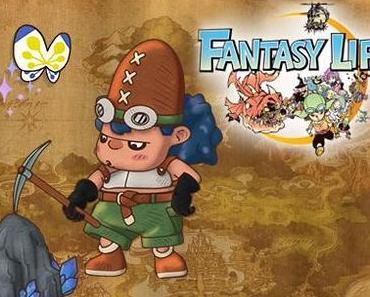 Auf ins Abenteuer! Fantasy Life für den Nintendo 3DS im Test