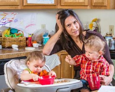 Kindererziehung – Eltern zwischen Anspannung und Entspannung