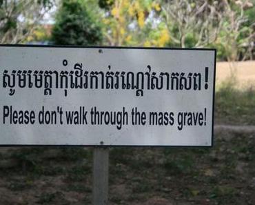 Kambodscha: Killing Fields, Angkor Wat und der 200. Tag auf Reisen