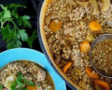 Lamm-Stew mit Guinness