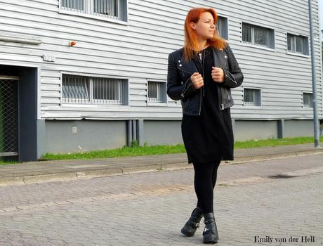 [Outfit] Rock the Leatherjacket No.I