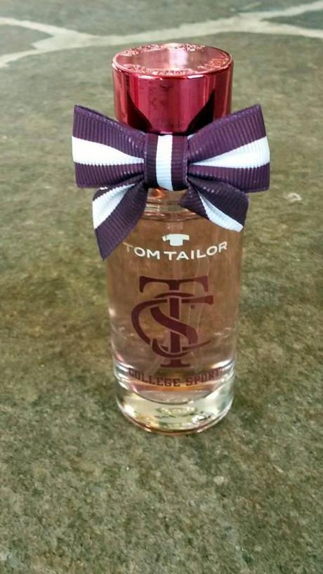 Review Tom Tailor College Sport Woman Eau de Toilette