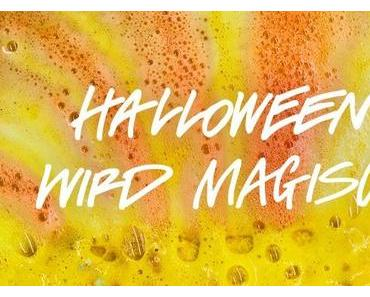 Preview: Trick or Treat? Lush Halloween Produkte 2014