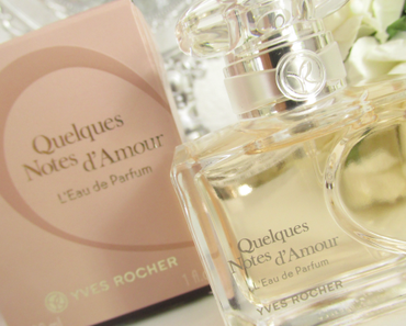 Yves Rocher Quelques Notes d´Amour