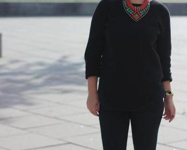 OUTFIT – ALL BLACK. ALL EVERYTHING.