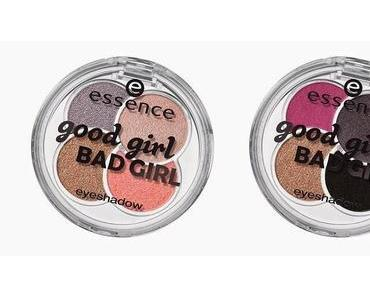 "essence trend edition ""good girl bad girl"""