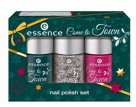 "Preview: essence trend edition ""come to town"""