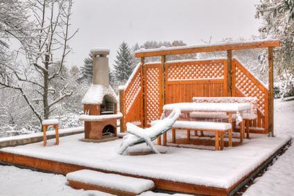 gartenm bel winterfest machen ist einfach. Black Bedroom Furniture Sets. Home Design Ideas