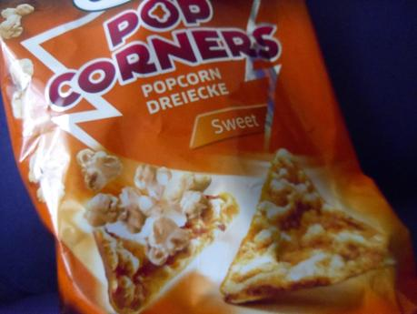 Chio POPCORNERS Dreiecke im Produkttest für blogabout.it
