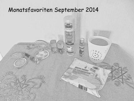 Monatsfavoriten September 2014