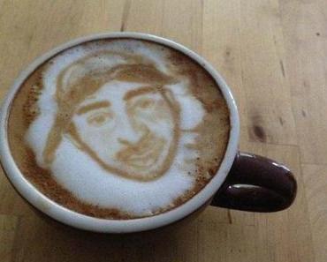 Baristart – Kaffeekunst von Michael Breach