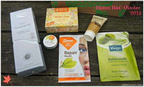 [Unboxing] Biobox Beauty & Care Oktober 2014