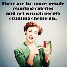 Greenwashing und warum Labels wie glutenfrei und laktosefrei uns in die Irre führen können!