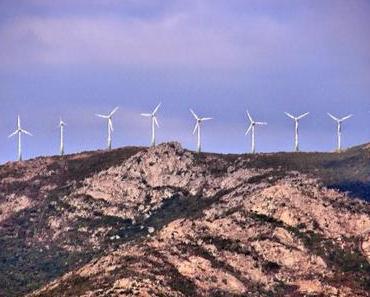 Korsika's Bemühungen um die  Erneuerbaren Energien