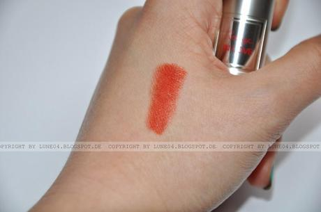 Lancôme Rouge in Love Madame Tulipe
