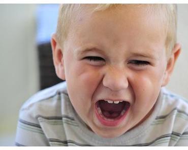 Wenn Kinder hauen, beißen oder schreien