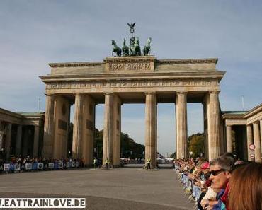 Marathonluft schnuppern beim 41. Berlin Marathon 2014