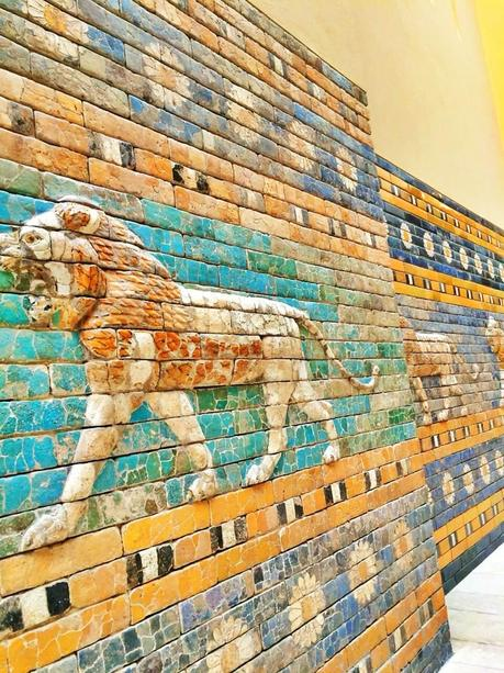 Outfit The Ishtar Gate in Berlin 6