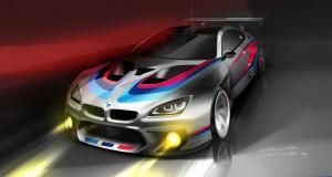 BMW Motorsport entwickelt BMW M6 GT3 für die Saison 2016