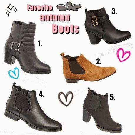Favorite autumn Boots 2014
