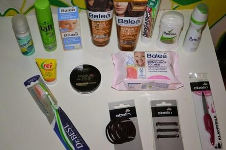 {Get ready for NZ} Beauty Haul Teil 1