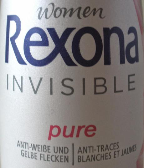 Rexona - Invisible Deo pure