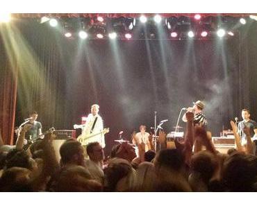 Die Beatsteaks in Köln beim 1Live Radiokonzert