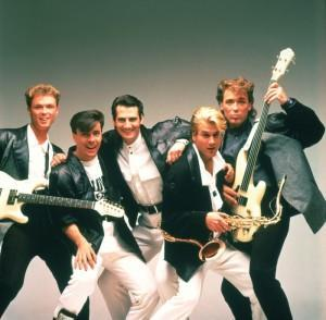 "Spandau Ballet bringen mit ""The Very Best of … The Story"" den Geist der 80er"