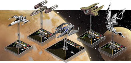 News - X-Wing Miniaturenspiel - Welle 6 - Neue Upgrades