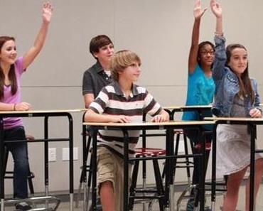Stehtische für Schüler: Gesund für Geist und Körper