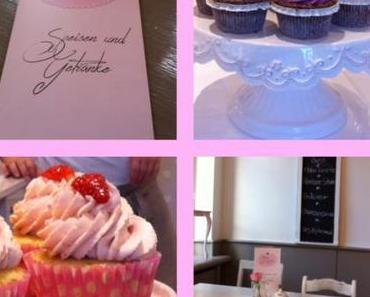 Frollein Cupcake goes Frollein Pfau – oder – Mmi: Cafe Frollein Cupcake
