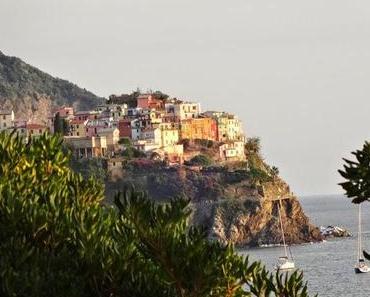 Die Cinque Terre - Malerische 5 Dörfer an der ligurischen Küste