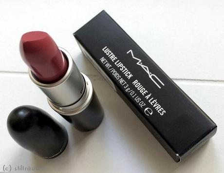 [New in] MAC Lustre Lipstick in Plumful