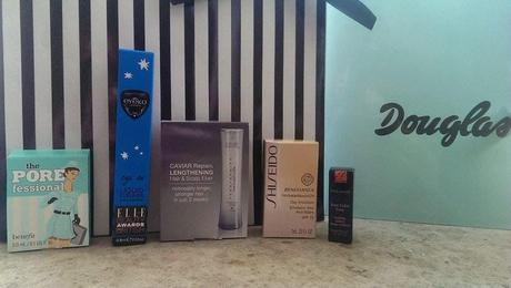 Douglas Box of Beauty Oktober 2014