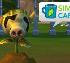 Sims-Café Kuhpflanze in Sims 4 bekommen