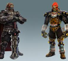 Ganondorf Kostüm Hyrule Warriors Nintendo Wii U Download
