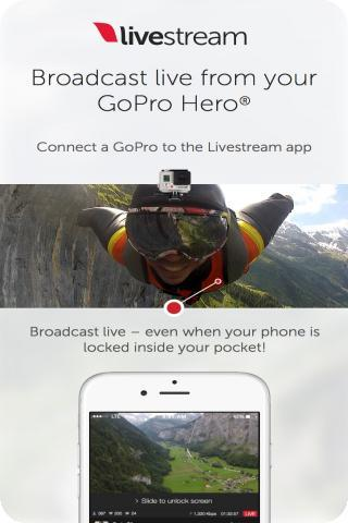 Livestream iphone 6 apps