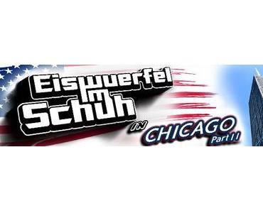 Im Schatten der Giganten & Chicago Marathon Aufgeregtheit