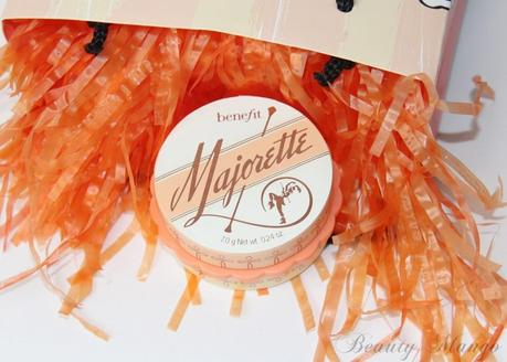 [Review] Benefit Majorette