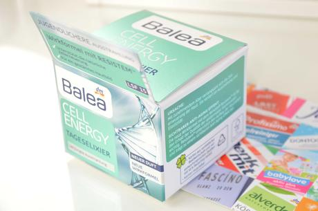 Review: Balea Cell Energy Tageselixier
